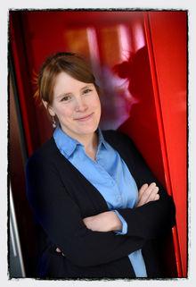 Dr Florence Bindels.