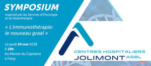 Centres Hospitaliers Jolimont - 24/05/2018