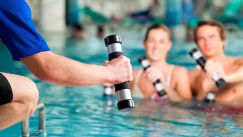 L'aquagym, un sport particulièrement adapté à l'arthrose du genou ...